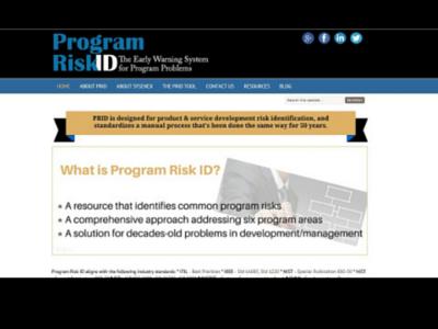 Program Risk ID