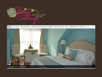 Rose Cottage Suites Website