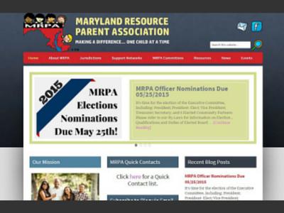 MRPA Website