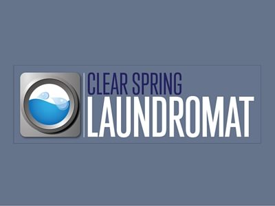 Clear Spring Laundromat Logo