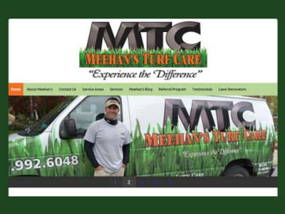Meehan's Turf Care Website