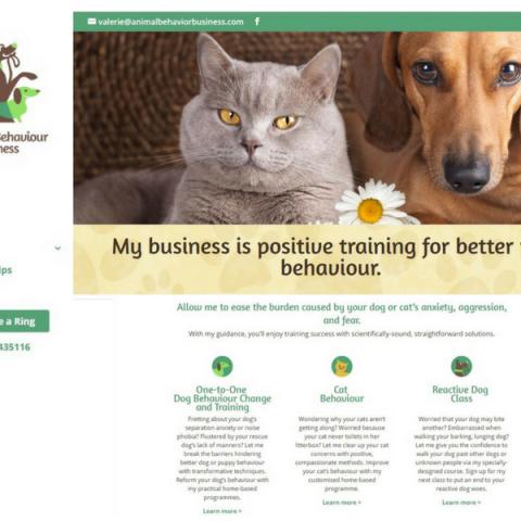 The Animal Behavior Business