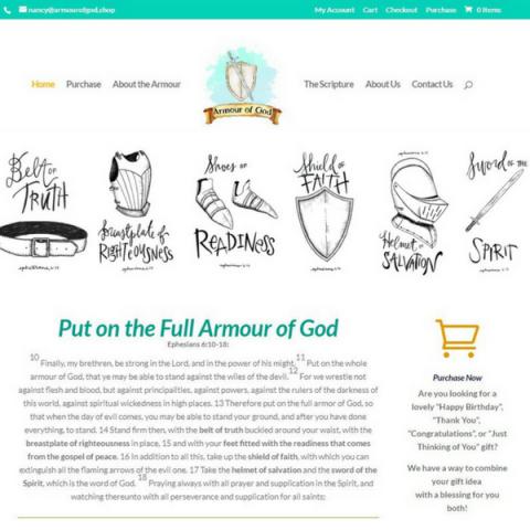 Armour of God Shop